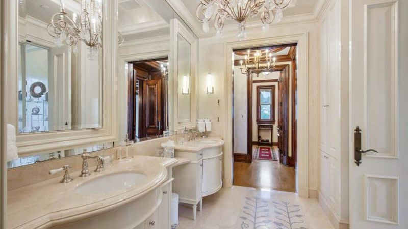 Bellevue home bathroom remodel